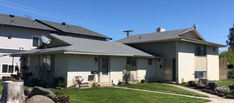 SOLD – Spokane – Twin Duplexes